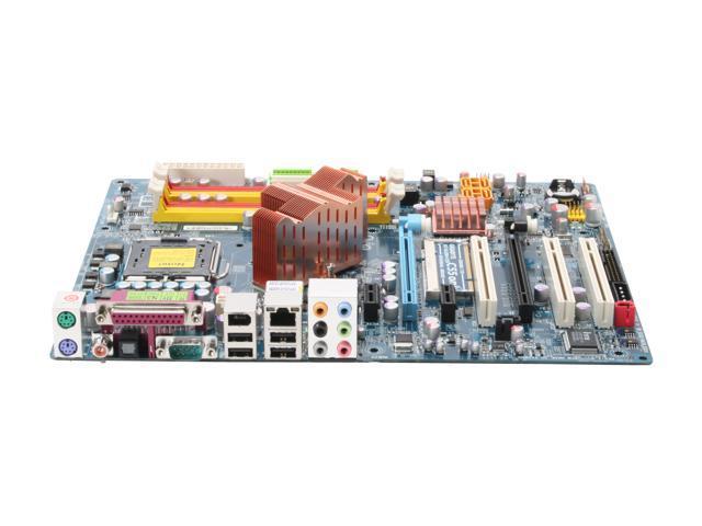GIGABYTE GA-N650SLI-DS4 LGA 775 NVIDIA nForce 650i SLI ATX Intel Motherboard