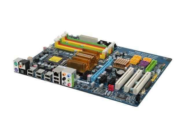 GIGABYTE GA-P35C-DS3R LGA 775 Intel P35 ATX Intel Motherboard