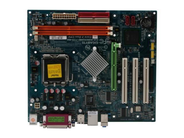 GIGABYTE GA-8I865GME-775-RH-AS LGA 775 Intel 865G Micro ATX Intel Motherboard