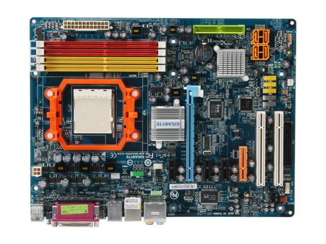 GIGABYTE GA-MA69G-S3H AM2 AMD 690G HDMI ATX AMD Motherboard