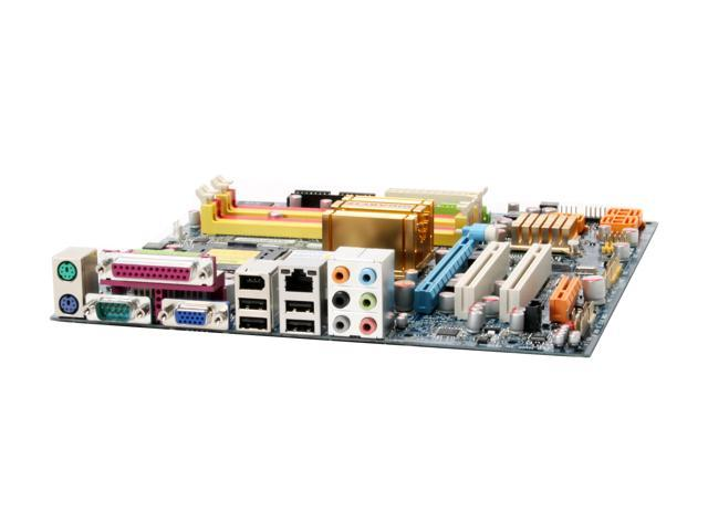 GIGABYTE GA-G33M-DS2R LGA 775 Intel G33 Micro ATX Intel Motherboard