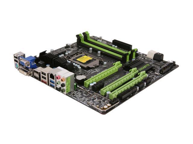 GIGABYTE G1 Gaming G1.Sniper M3 LGA 1155 Intel Z77 HDMI SATA 6Gb/s USB 3.0 Micro ATX Intel ...