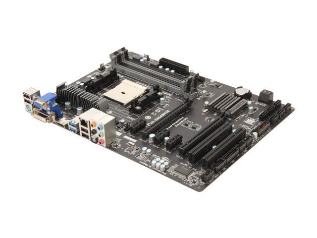 GIGABYTE GA-F2A85X-D3H ATX AMD Motherboard with UEFI BIOS