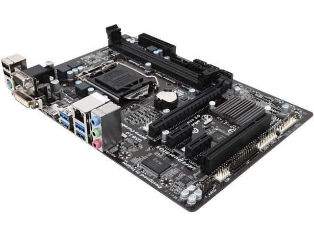 GIGABYTE GA-H87M-HD3 LGA 1150 Intel H87 HDMI SATA 6Gb/s USB 3.0 Micro ATX Intel Motherboard With UEFI BIOS