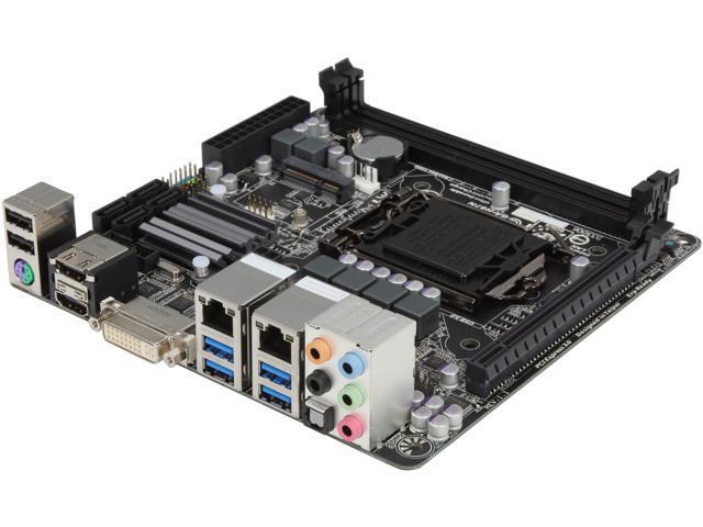 GIGABYTE GA-H87N Mini ITX Intel Motherboard