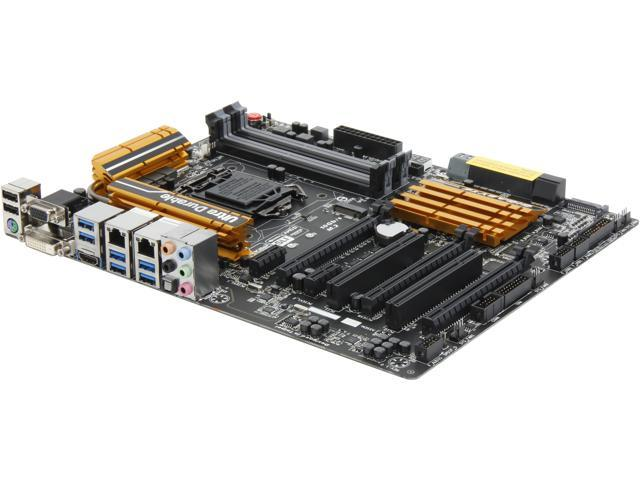 GIGABYTE GA-Z97X-UD5H LGA 1150 Intel Z97 HDMI SATA 6Gb/s USB 3.0 ATX Intel Motherboard