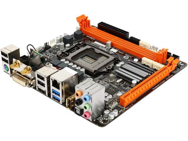 GIGABYTE GA-B85N Phoenix-WIFI LGA 1150 Intel B85 HDMI SATA 6Gb/s USB 3.0 Mini ITX Intel Motherboard