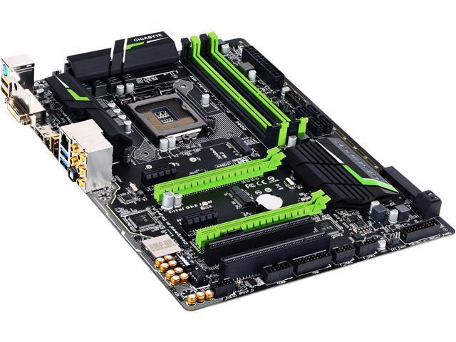 GIGABYTE G1.Sniper B7 (rev. 1.0) LGA 1151 Intel B150 HDMI SATA 6Gb/s USB 3.0 ATX Intel Motherboard