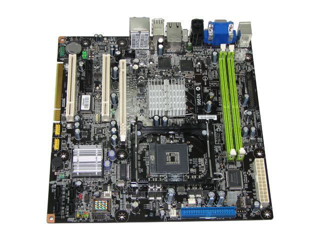 MSI 945GT Speedster-A4R 478 Intel 945GT Micro ATX Intel Motherboard