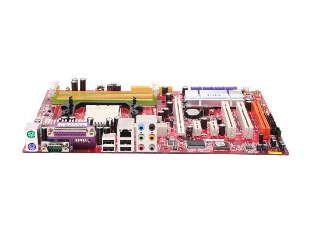MSI K9N Neo-F AM2 NVIDIA nForce 550 MCP ATX AMD Motherboard