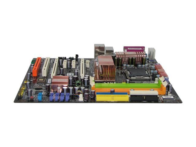 MSI 975X Platinum V.2 LGA 775 Intel 975X ATX Intel Motherboard