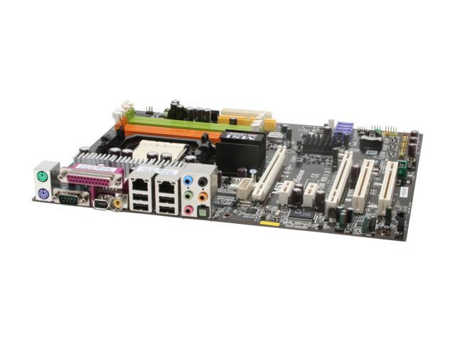 MSI K9A Platinum AM2 AMD 580X CrossFire ATX AMD Motherboard