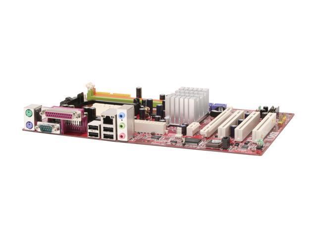 MSI K9N4 Ultra-F AM2 NVIDIA nForce 500 Ultra ATX AMD Motherboard