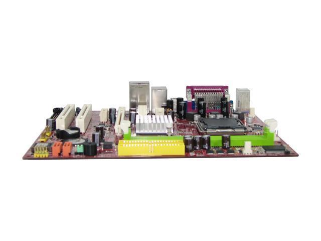 MSI P4M900M2-L LGA 775 VIA P4M900 Micro ATX Intel Motherboard