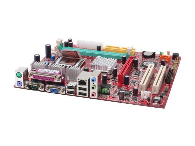MSI PM8M3-V LGA 775 VIA P4M800CE Micro ATX Intel Motherboard