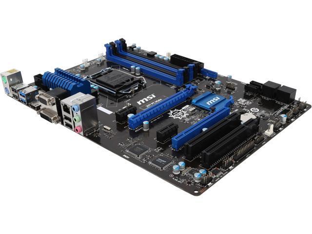 MSI Z97 PC Mate  Specificaties  Tweakers