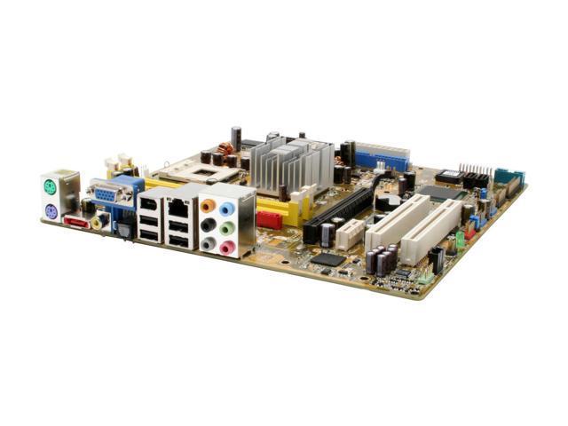 ASUS N4L-VM DH 479 Intel 945GM Micro ATX Intel Motherboard