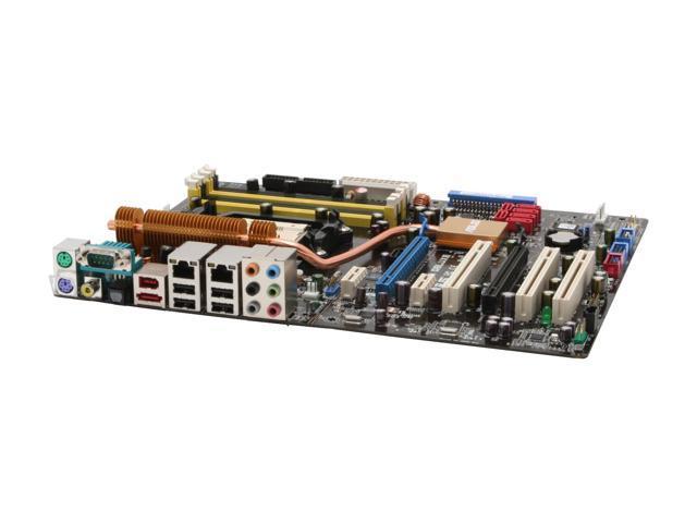 ASUS M2N-SLI Deluxe AM2 NVIDIA nForce 570 SLI MCP ATX AMD Motherboard