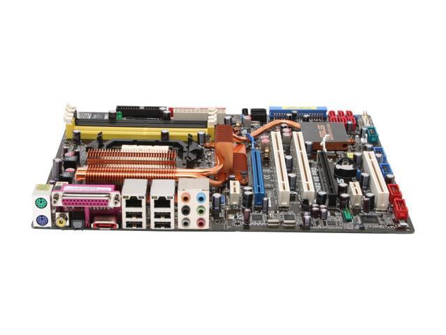 ASUS M2N32-WS Pro ATX Server Motherboard AM2 NVIDIA nForce 590 SLI DDR2 800