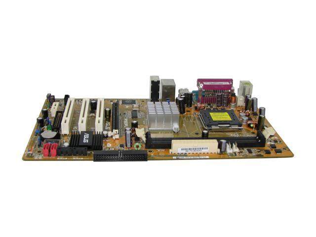 ASUS P5GPL-X SE LGA 775 Intel 915PL ATX Intel Motherboard
