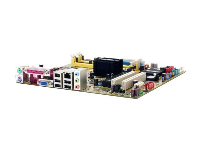 ASUS P5L-VM 1394 LGA 775 Intel 945G Micro ATX Intel Motherboard