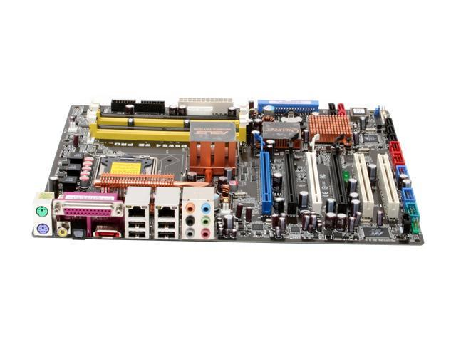 ASUS P5W64 WS Professional ATX Server Motherboard LGA 775 Intel 975X DDR2 667/533, Native DDR2 800 Support