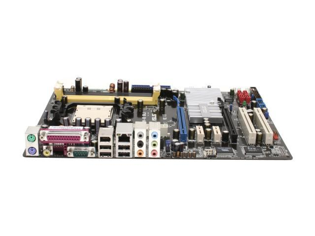ASUS M2N-E SLI AM2 NVIDIA nForce 500 SLI MCP ATX AMD Motherboard