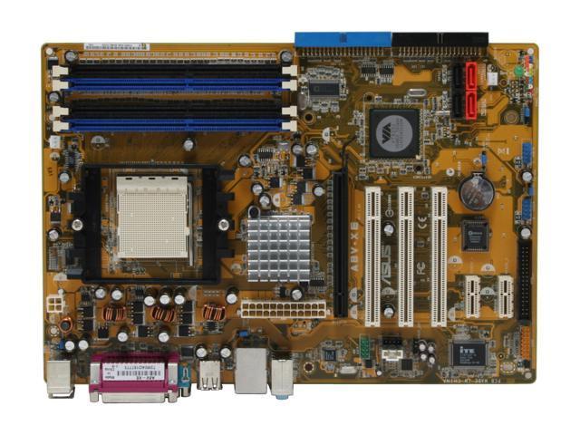 ASUS A8V-XE 939 VIA K8T890 ATX AMD Motherboard