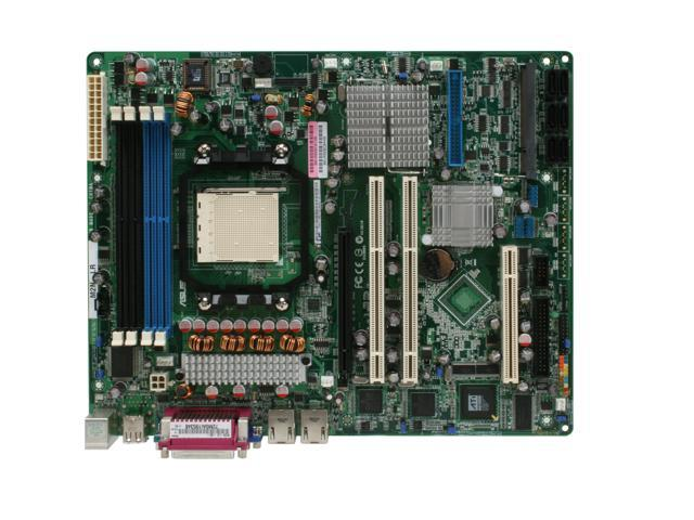 ASUS M2N-LR ATX Server Motherboard Socket AM2 NVIDIA nForce Professional 3600 DDR2 800
