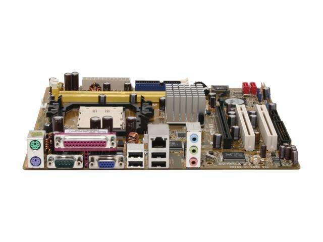 ASUS M2V-MX AM2 VIA K8M890 Micro ATX AMD Motherboard