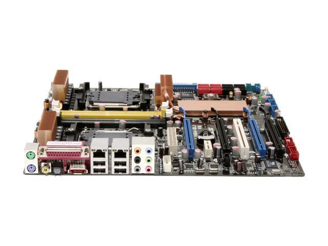 ASUS L1N64-SLI WS Dual L(1207FX) NVIDIA nForce 680a SLI MCP SSI CEB AMD Motherboard