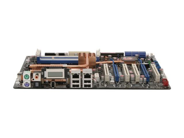 ASUS Commando LGA 775 Intel P965 Express ATX Intel Motherboard