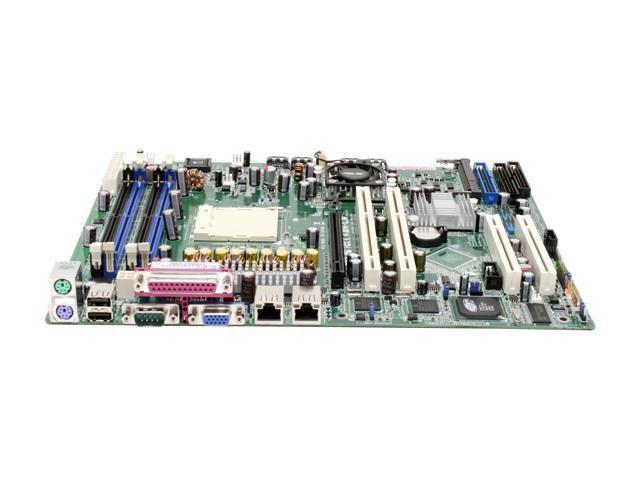 ASUS K8N-LR ATX Server Motherboard 939 NVIDIA nForce4 SLI