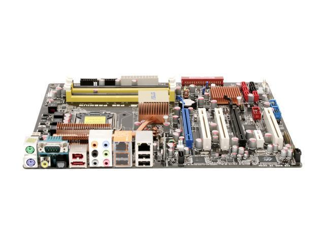 ASUS P5B Premium Vista Edition LGA 775 Intel P965 Express ATX Intel Motherboard
