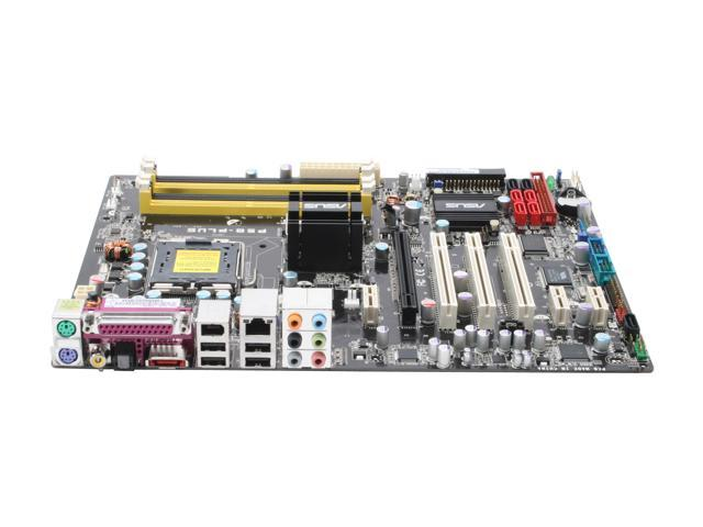 ASUS P5B-Plus LGA 775 Intel P965 Express ATX Intel Motherboard