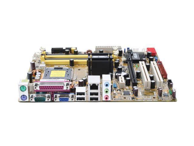 ASUS P5B-VM SE LGA 775 Intel G965 Express Micro ATX Intel Motherboard