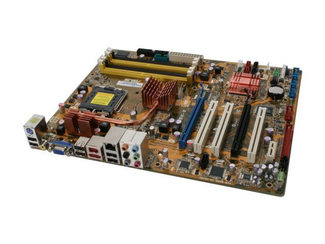 ASUS P5K-V LGA 775 Intel G33 ATX Intel Motherboard