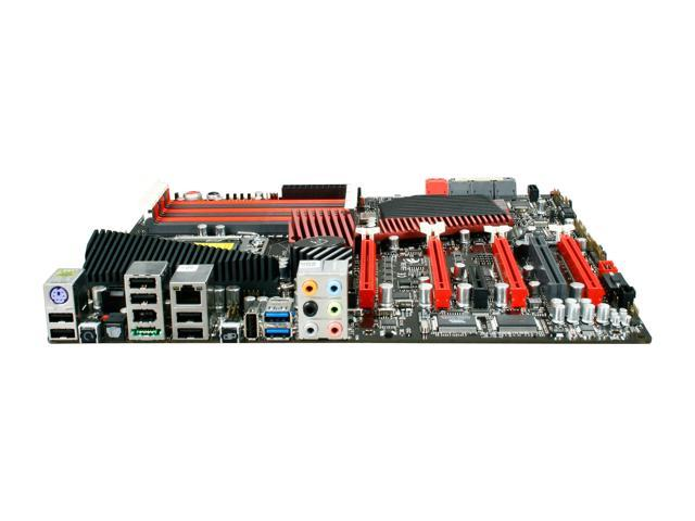 ASUS Rampage III Extreme LGA 1366 Intel X58 SATA 6Gb/s USB 3.0 ATX Intel Motherboard