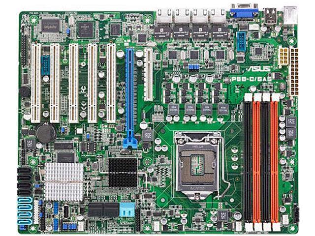 ASUS P8B-C/SAS/4L Server Motherboard
