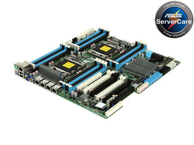 ASUS Z9PE-D16 SSI EEB Server Motherboard Dual LGA 2011 DDR3 1600