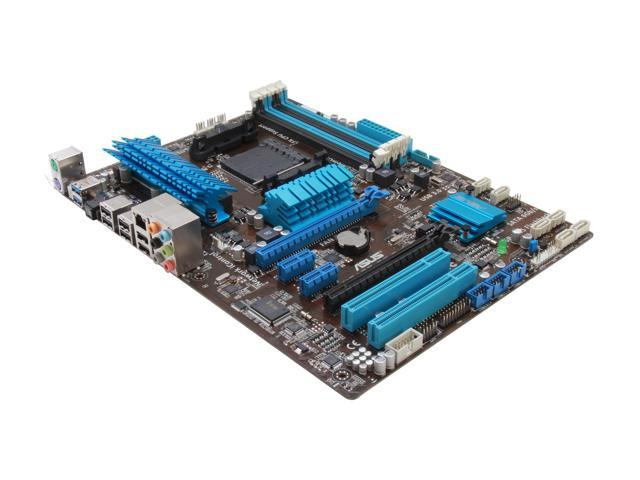 ASUS M5A97 R2.0 AM3+ AMD 970 + SB950 SATA 6Gb/s USB 3.0 ATX AMD Motherboard with UEFI BIOS