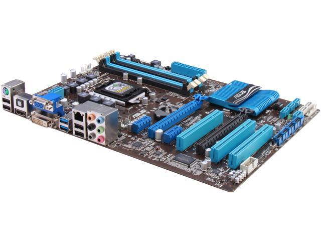 ASUS P8Z68-V LX LGA 1155 Intel Z68 HDMI SATA 6Gb/s USB 3.0 ATX Intel Motherboard with UEFI BIOS
