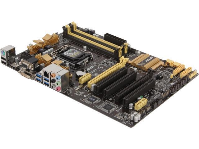 ASUS Z87-C ATX Intel Motherboard