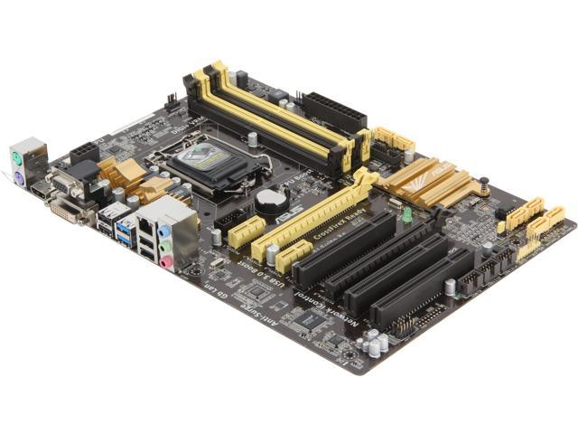 ASUS Z87-K ATX Intel Motherboard with UEFI BIOS