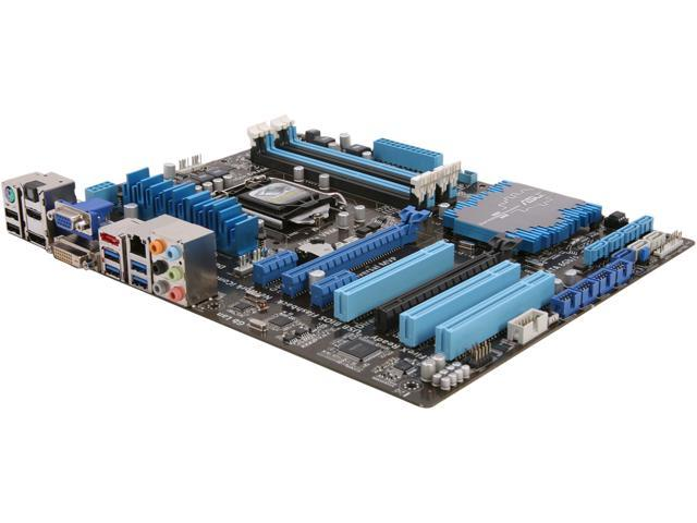 ASUS P8Z77-V LE LGA 1155 Intel Z77 HDMI SATA 6Gb/s USB 3.0 ATX Intel Motherboard