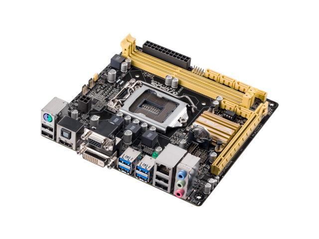 ASUS H87I-PLUS LGA 1150 Intel H87 HDMI SATA 6Gb/s USB 3.0 Mini ITX Intel Motherboard With UEFI BIOS