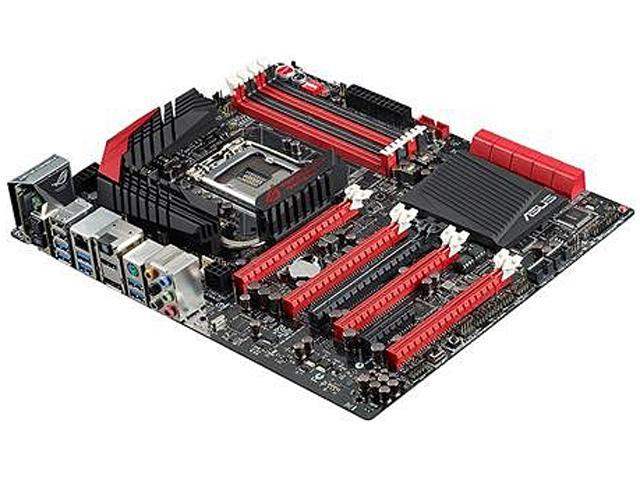 ASUS MAXIMUS VI EXTREME ATX Intel Motherboard Certified Refurbished