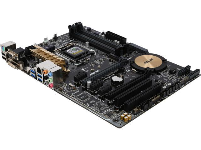 ASUS Z97-E LGA 1150 Intel Z97 HDMI SATA 6Gb/s USB 3.0 ATX Intel Motherboard