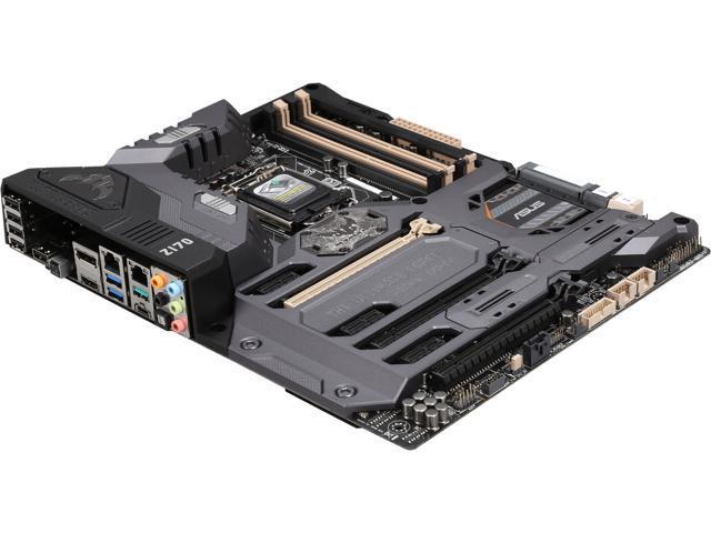 ASUS SABERTOOTH Z170 MARK 1 ATX Intel Motherboard