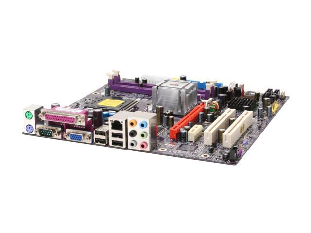 ECS 945G-M3 (V3.0) LGA 775 Intel 945G Micro ATX Intel Motherboard